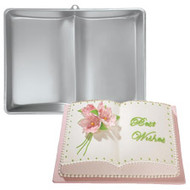 Book Cake Pan Wilton