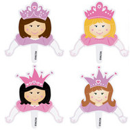 Pops Princess Fun Pix 8ct Wilton