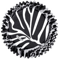Zebra ColorCups Cupcake Baking Cups 36ct Wilton