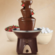 Chocolate Pro Fountain Wilton