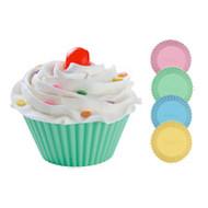 Silicone Cupcake Baking Cups Pastel 12ct Wilton