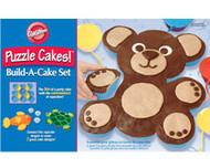 Animal Puzzle Cake Wilton