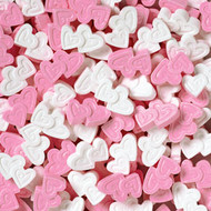 CANDY FAVORS DOUBLE HEARTS 12oz WILTON