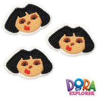 Dora the Explorer™ Icing Decorations