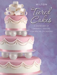 Tiered Cakes Instructional Book Wilton