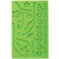 Nature Fondant and Gum Paste Mold Wilton