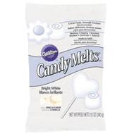 Bright White Candy Melts 12oz. Wilton