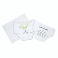 Neutral Diaper Invitation Kit, 12 Ct. Wilton