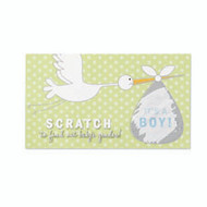 Baby Boy Reveal Cards 10 Ct. Wilton