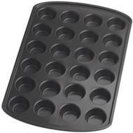 Mini Muffin Pan Performance 24 Cup Wilton