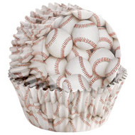 Baking Cups Baseball 36 CT Wilton