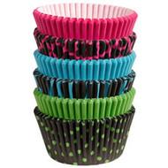 Baking Cups Neon Assortment 150 Ct Wilton