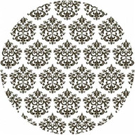 DOILES DAMASK 10 INCH 10 COUNT