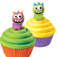 ICING DECORATIONS MONSTER 12CT WILTON