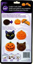 MOLD COOKIE CANDY HALLOWEEN ASSORTMENT