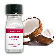 CANDY FLAVOR COCONUT OIL 1 DR