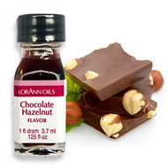 CANDY FLAVOR CHOCOLATE HAZELNUT OIL 1 DR