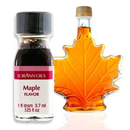 CANDY FLAVOR MAPLE OIL 1DR