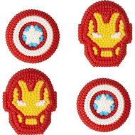 ICING DECO AVENGERS 12CT