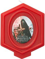 CANDLE BIRTHDAY STAR WARS