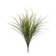 "GRASS RIDGE PLASTIC BUSH GREEN 25.5"""