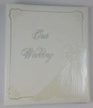 MEMORY ALBUM BRIDE/GROOM LOOSE LEAF