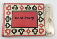 INVITATIONS CARD PARTY