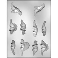 MOLD DINOSAUR 3D x10