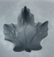 RUBBER CANDY MOLD MAPLE LEAF (LARGE)