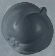 RUBBER CANDY MOLD APPLE /PUMPKIN