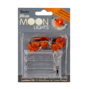 MOON LIGHTS PUMPKIN x20  COP BLK WIRE