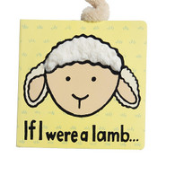 The If I Were a Lamb Book by Jellycat