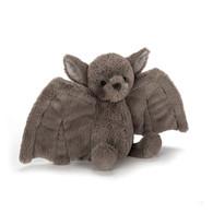 Jellycat BAshful Bat stuffed animal