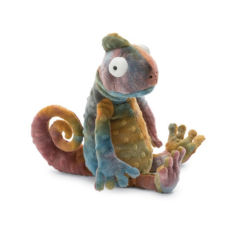 Jellycat Colin Chameleon Buy At Cow And Lizard