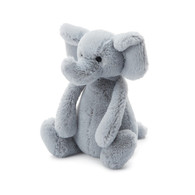 Jellycat Bashful Grey Elephant