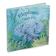 Jellycat Elephants Can't Fly Board Book