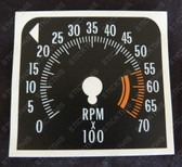Gauge, HQ Tacho 7000RPM