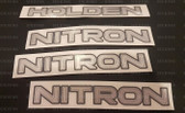 VP Nitron Decal Kit