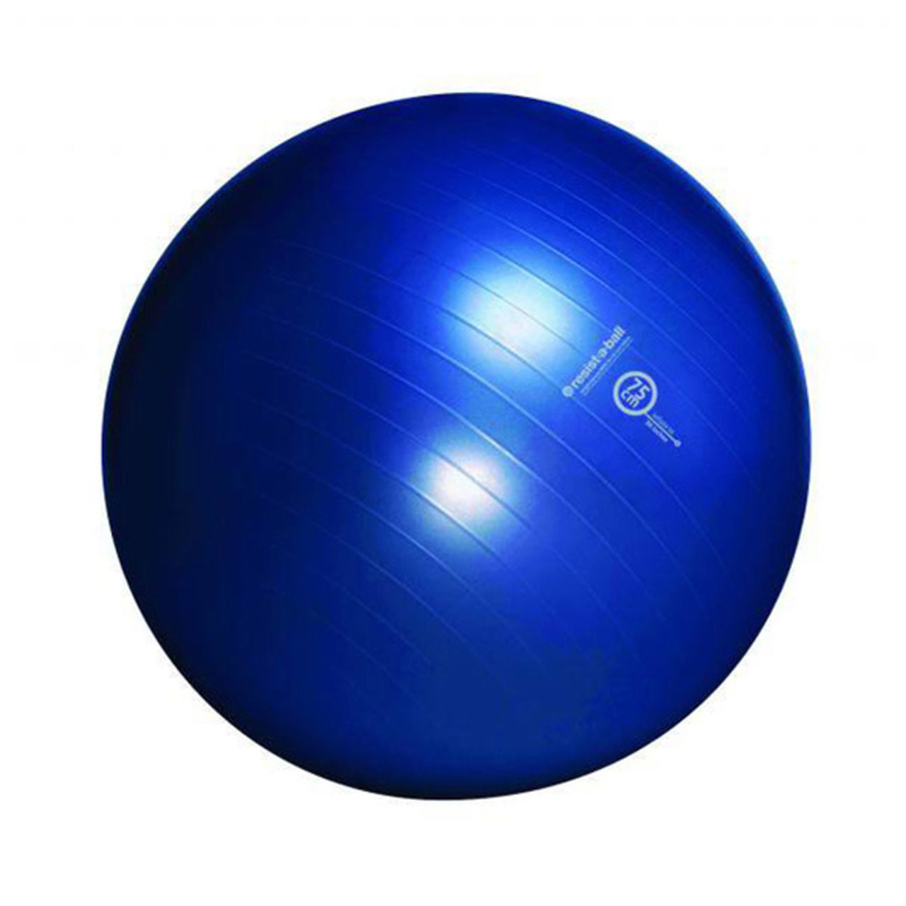 Resist-A-Ball® Exercise Kit 75cm - Blue - CrossCore - US/EN