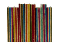 BATIK STRIPE - PRICED BY THE BOOK