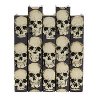 Rad Skulls - Gray background - priced by the book