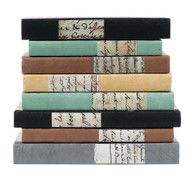 SL MIX-1- Set of 10 volumes- earth tones