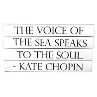 "Quotations Series: ""The Voice of The Sea Speaks to the Soul..."""