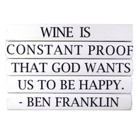 Quotations Series: Ben Franklin