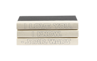 "Quotations Series: Star Wars ""I love you..."""