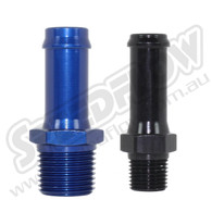 NPT Male to Hose Tail From: