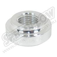 Aluminium Female Metric Weld Bung From: