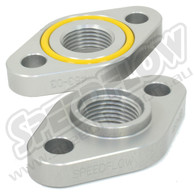 Turbo Flange Adapter 52.4mm Hole Centres