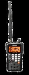 Uniden UBC126AT Handheld Scanner
