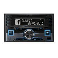 Alpine CDE-W265EBT 2-DIN CD Receiver with Bluetooth